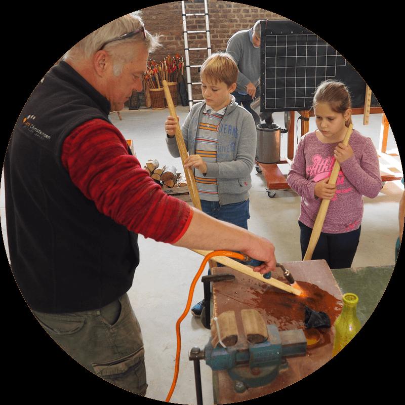AbenteuerLernen.net Bogenbau für Kinder Jugendliche und Erwachsene in Köln Widdersdorf Haus Rath