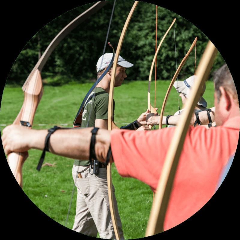 Bogenschießen Anfänger Kurse