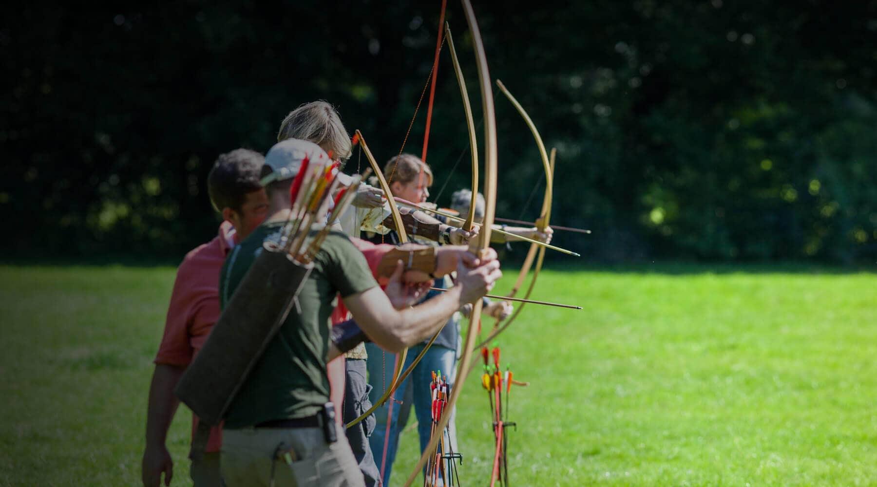 Bogenkurse für Anfänger