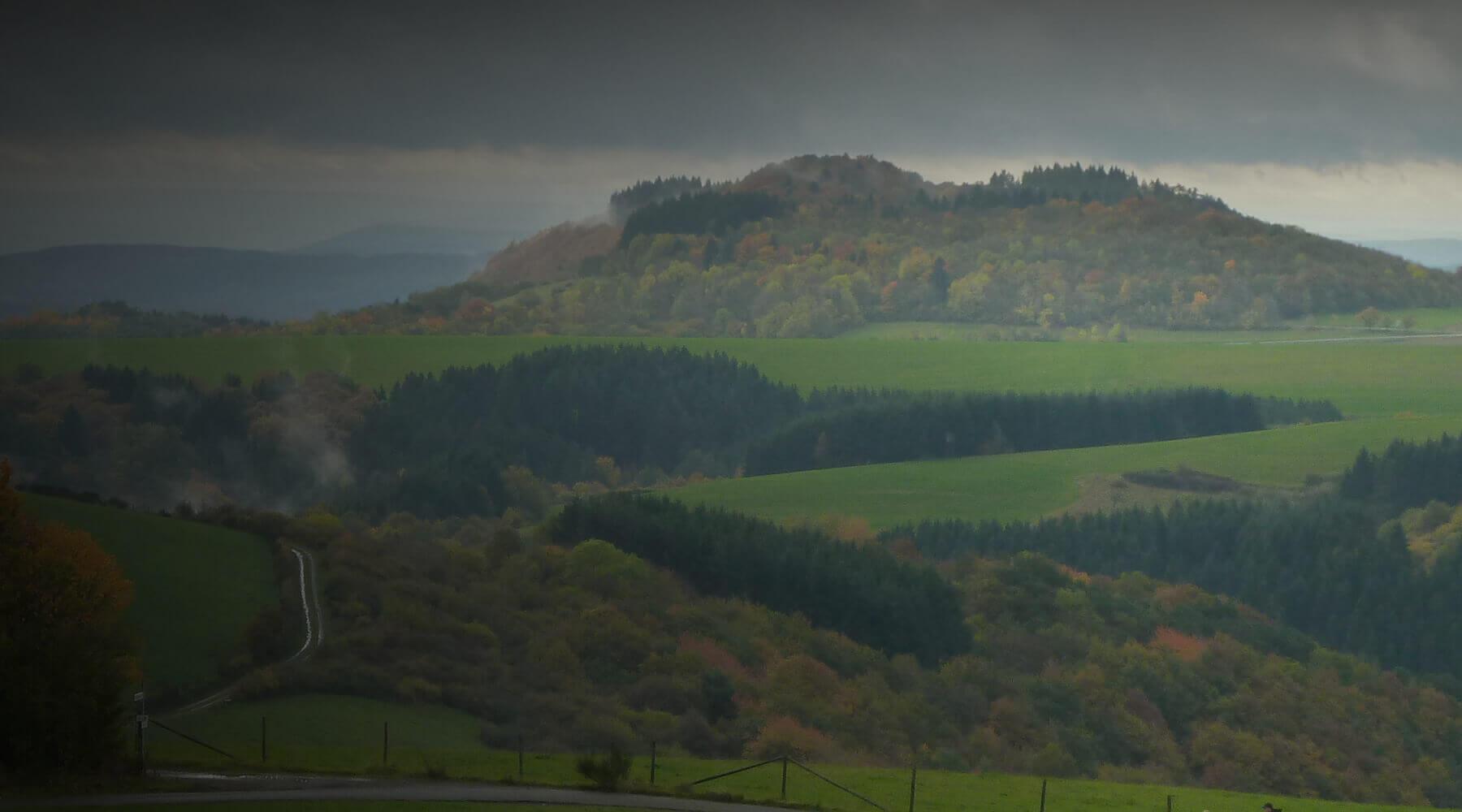 Landschaft Bogenfreizeit