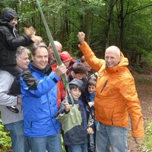 Erlebnispädagogische outdoor Ferienfreizeiten Einzelreisende mit Kindern: www.abenteuer-lernen.net