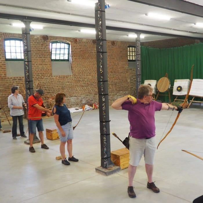 Kurse im intuitiven Bogenschießen von Abenteuer Lernen gGmbH Köln