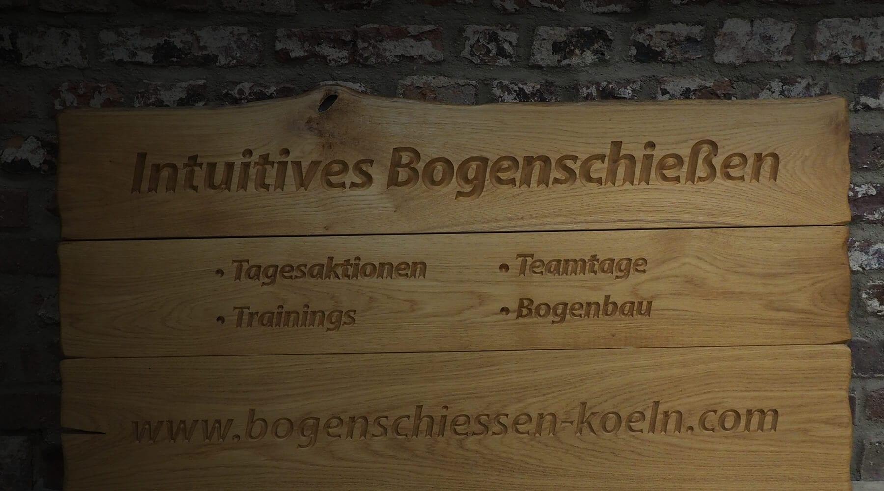 Intuitives Bogenschießen Köln