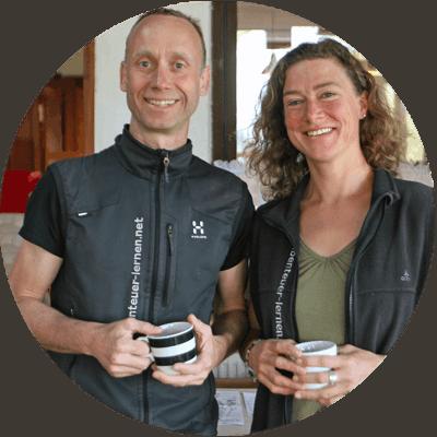 Intuitives Bogenschiessen und initiatische Prozessbegleitung Folge deinem Weg Abenteuer Lernen Lars Christensen Ursula Wältring