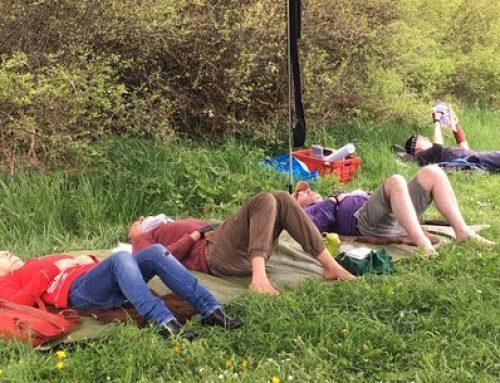 Entspannungsmethoden für das Bogenschießen und dem Alltag
